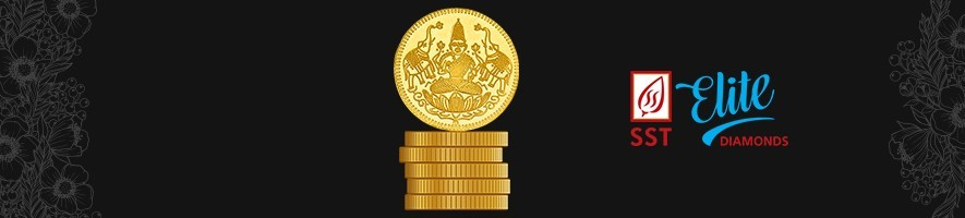 Gold Laxmi 916 Coins | Gold coin | online jewellery shopping