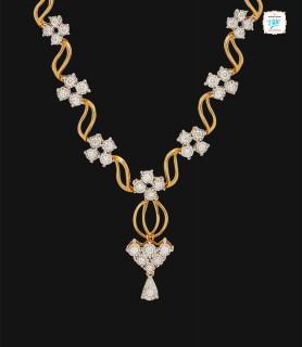 Serenity Diamond Necklace...