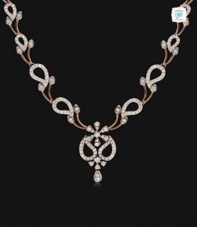 Stylish Paisley Diamond...
