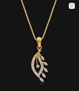 Charming Rosebud Diamond...