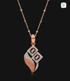 Springtime Diamond Pendant...