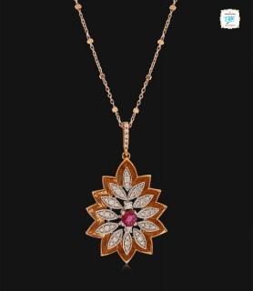 Sparkling Magnolia Diamond...