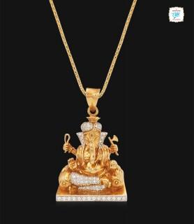 Royalty Ganesha Diamond...