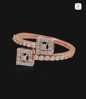 Bloom Cheery Diamond Ring -...