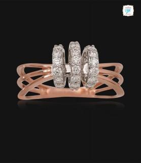 Splendor Mesh Diamond Ring...