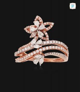 Filigree Blossom Diamond...