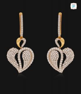 Flutter Heart Diamond...