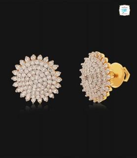 Clustered Rosebud Diamond...