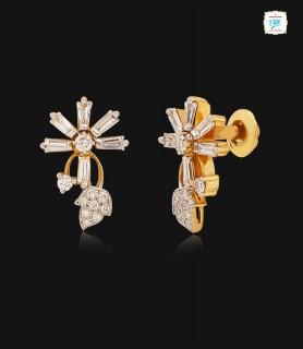 Altheda Diamond Stud - 0750