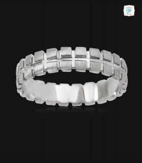 Aria Platinum Ring -0755