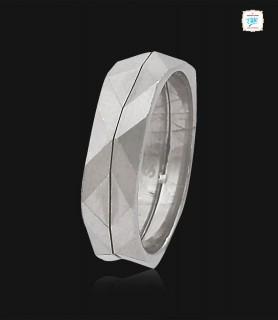 Ames Platinum Ring -0781