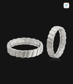 Eternity Platinum Ring -0782