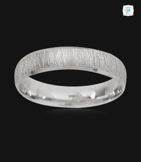 Elegant Platinum Ring -0784