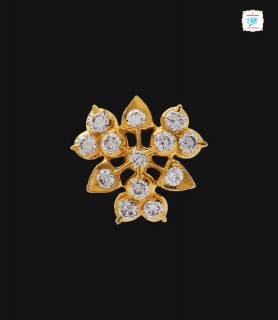 Ashin Diamond Stud - 0047