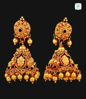 Bloom Srinika Gold Jimikki...