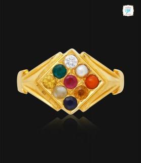 Felicitating Nine Gems Gold...