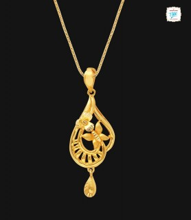 Charming Morpho Gold...