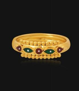 Elegant Gold Ring - 1123