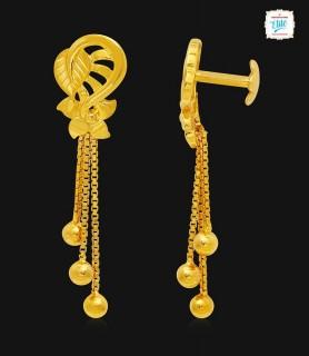 Pancy Floret Chain Drop...