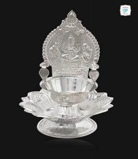 Lotus Designed Silver...