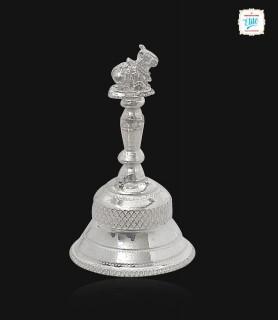 Silver Nandi Bell -1665