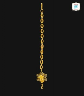 Elegant Daffodil Gold Netti...