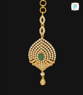Bejeweled Gold Netti Chutti...