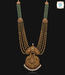 Alluring Traditional Long...