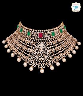 Traditionally Rich Diamond...