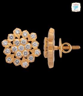Floral Strides Diamond...