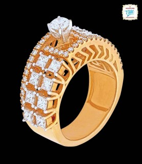 Joyous Solitaire Diamond...