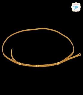 Simple Interlock Gold...