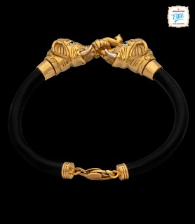 Wise Vaaranam Gold Kada - 3287