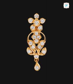 Parijat Diamond Drop - 0235