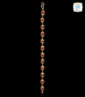 Spiritual Rudraksha Gold...