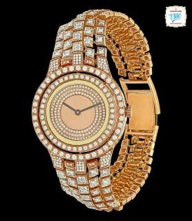 Soaring Quads Diamond Watch...