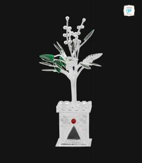 Silver Tulsi Plant - 0383