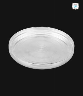 Silver Goria Plate - 0319