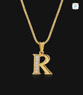 Remarkable R Symbol Pendant...