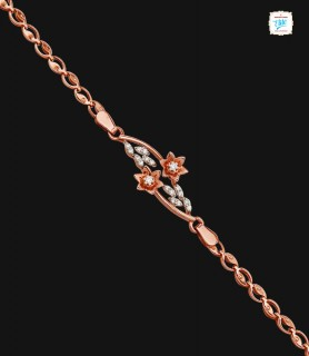 Floweret Twisted Chain...